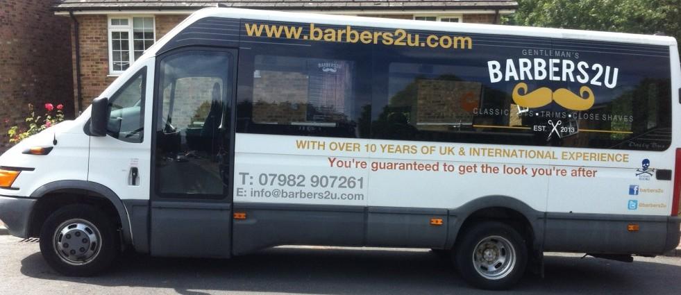 Barbers2u.com | Mobile Barber Shop | Kent | Tunbridge Wells